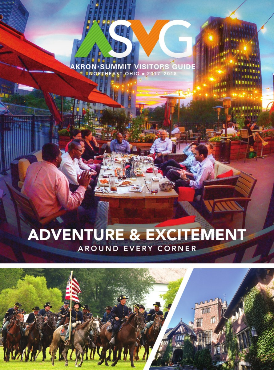 Akron Visitors Guide 2017