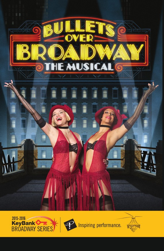 Bullets Over Broadway 2015