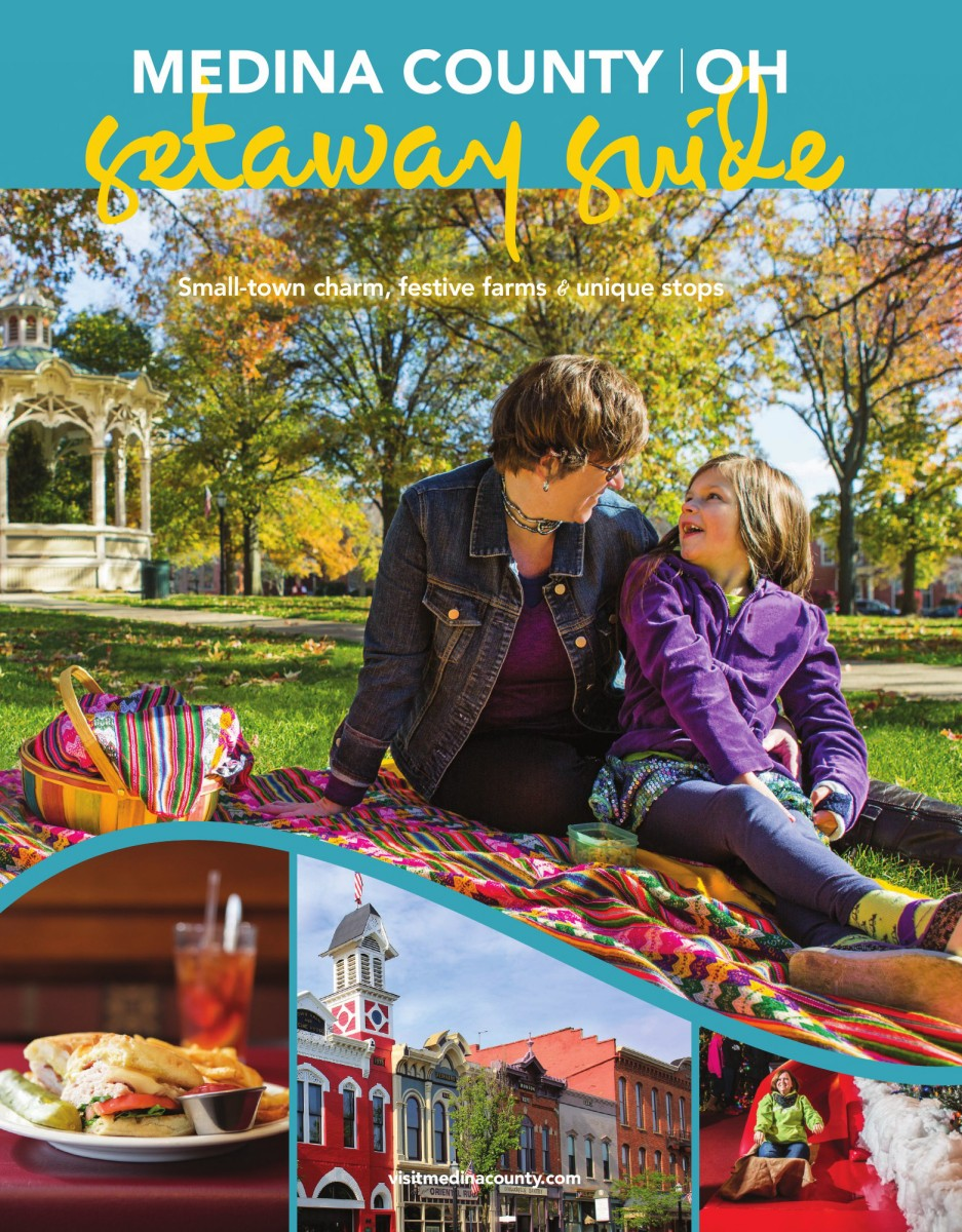 Medina County Visitors Guide 2017