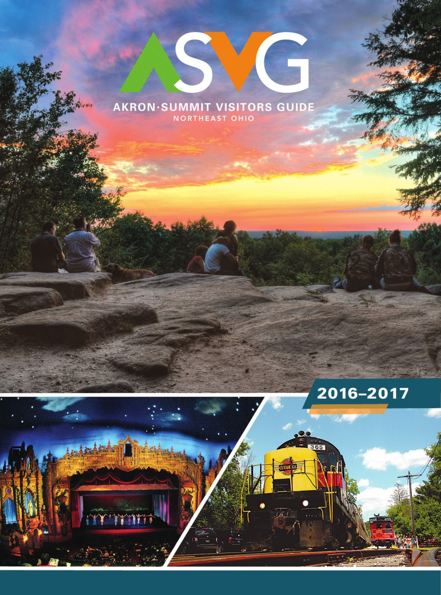 1d81386f8aa Akron Visitors Guide 2016