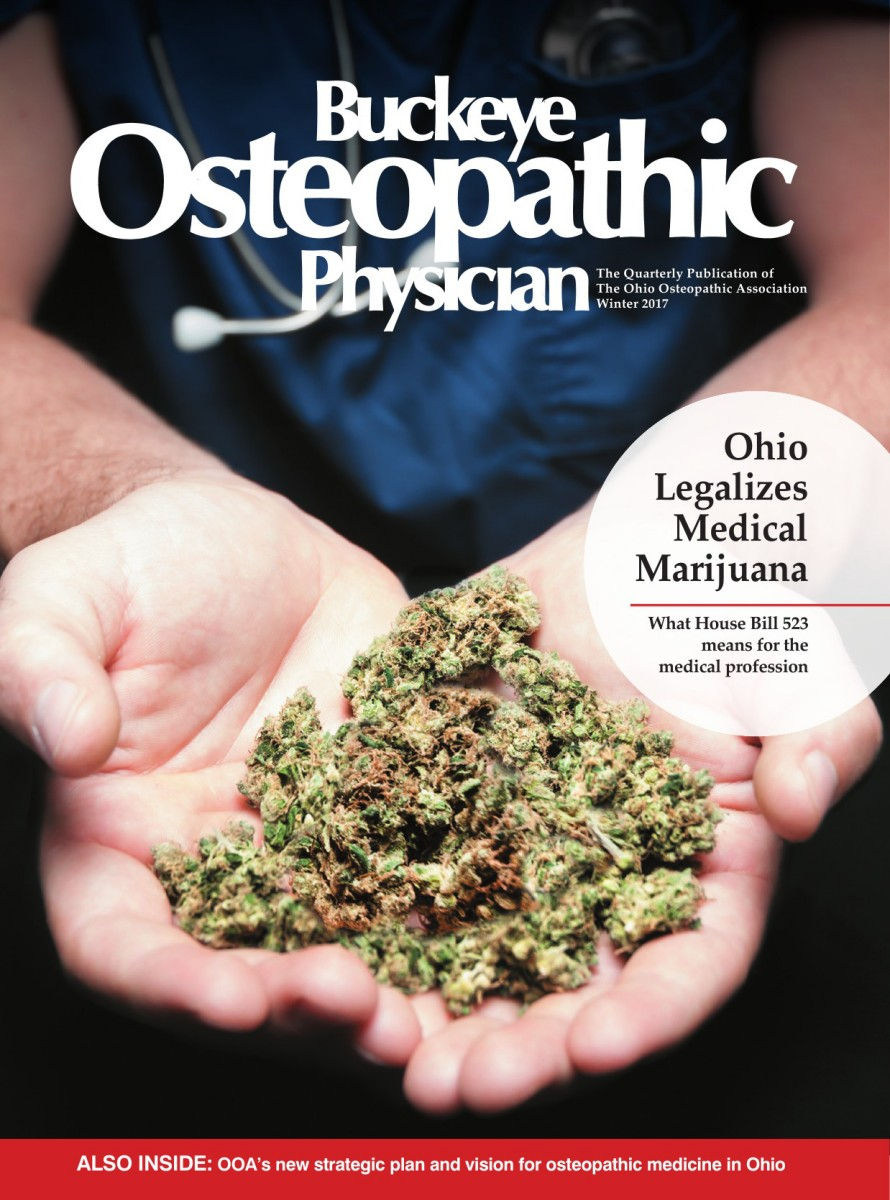 Buckeye Osteopathic Physician Winter 2016-17