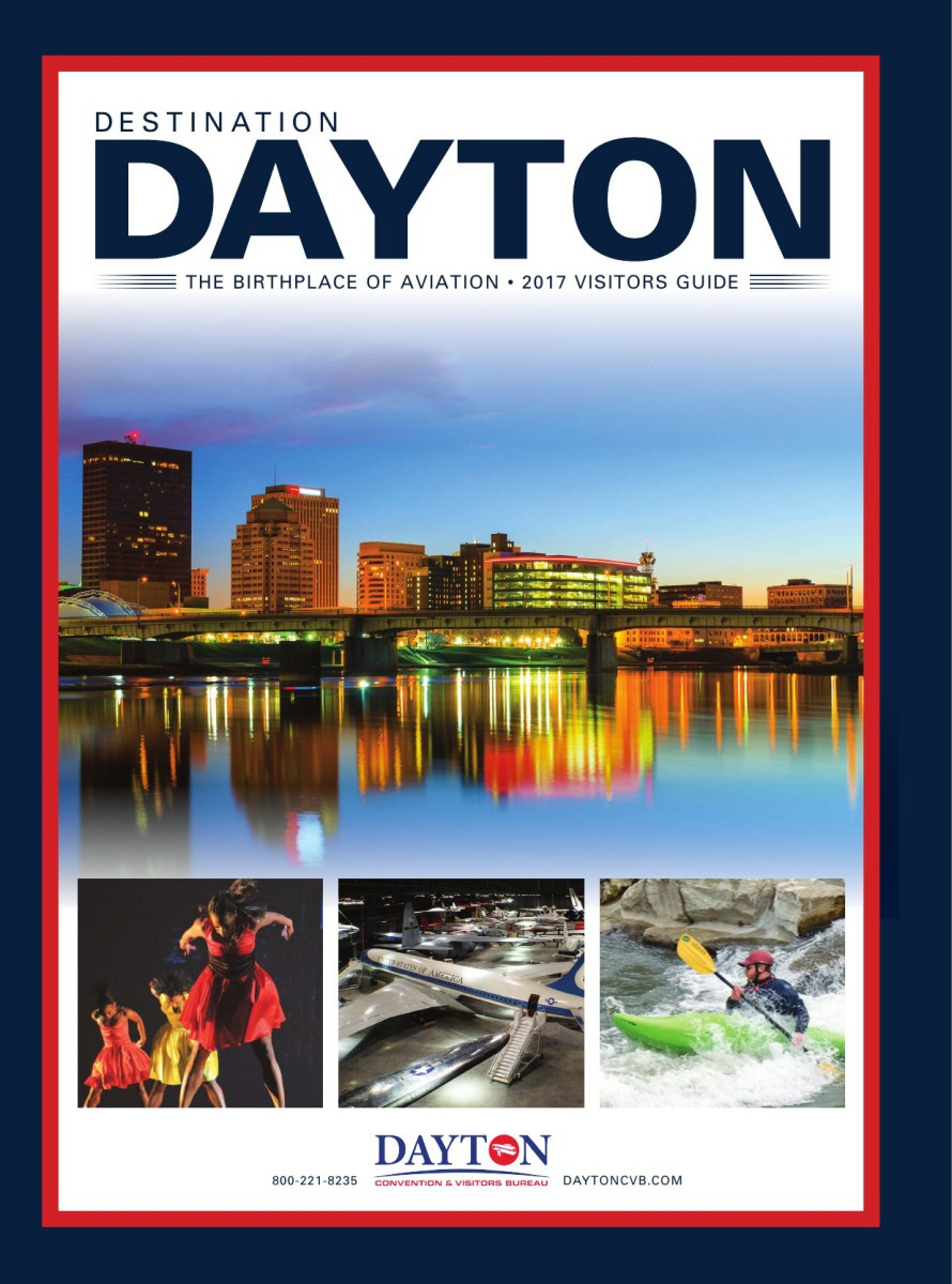the latest 26a20 5a54d Dayton Visitors Guide 2017