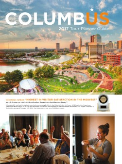 Experience Columbus Tour Planner Guide