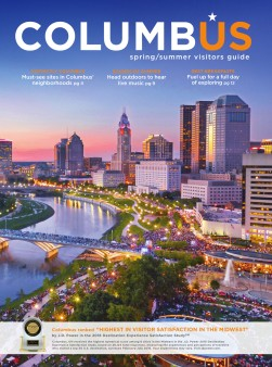 Experience Columbus Spring/Summer Visitors Guide